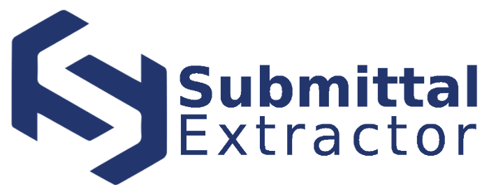 Submittal Extractor (http://submittalextractor.com)